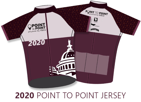 2020 Point to Point Jersey Image