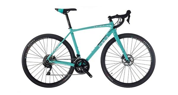 Bianchi All Road 105 Bike