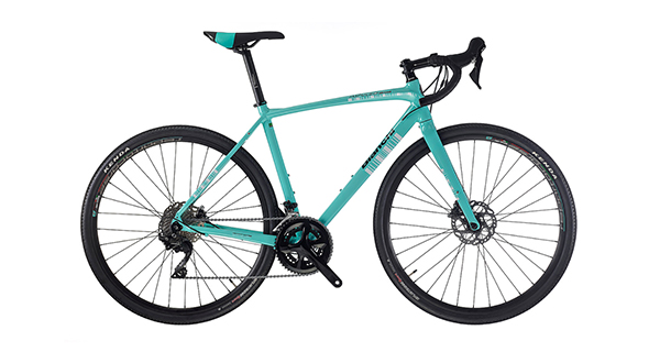 Bianchi All Road 105 Bike