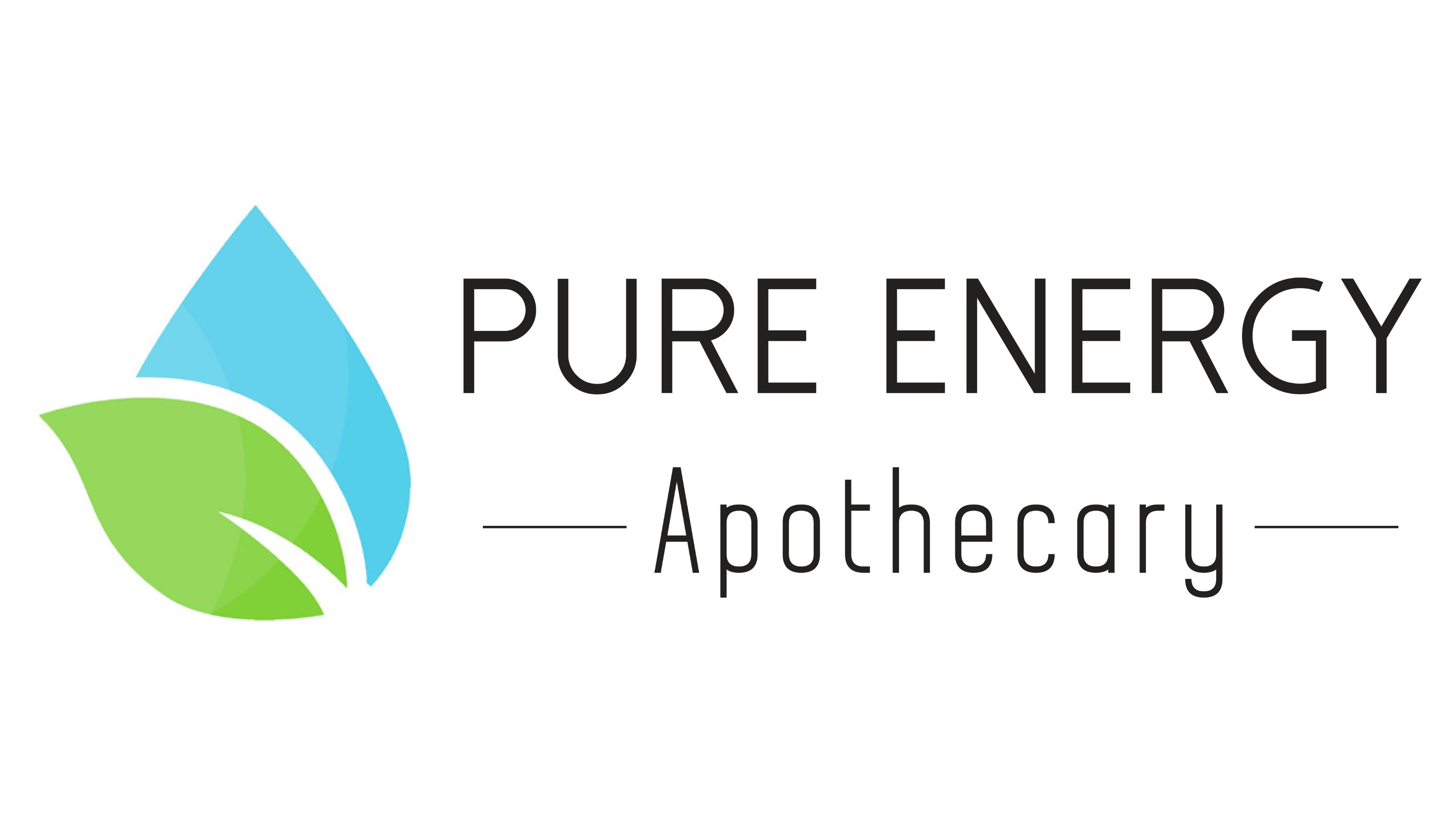 Pure Energy Apothecary Logo